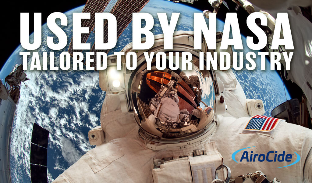 Air Purifier Used By NASA tailored to your industry